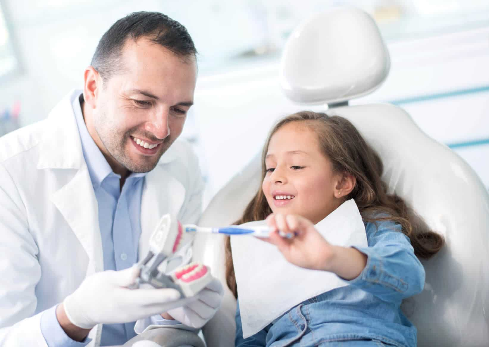 Back To School Dental Exam