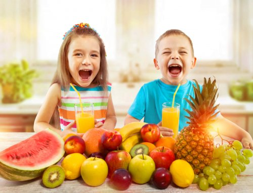 5 Foods for a Mouth-Healthy Diet