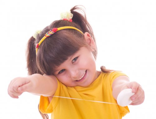 Boca Raton Children's Dentistry | How to Start Flossing
