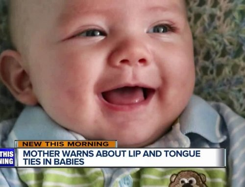 Florida mother, doctor spread awareness about lip and tongue ties in babies